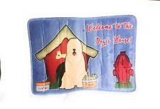 Bath Kitchen Memory Foam Mat Dog House South Russian Sheepdog Machine Washable
