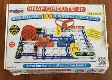 Elenco Snap Circuits Jr. SC-100 Electronics Exploration Kit