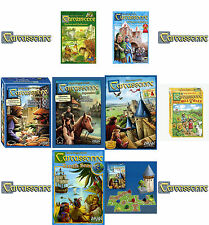 Strategy Carcassonne 12-16 Years Board & Traditional Games