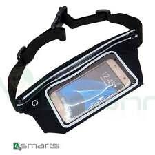 Borsa marsupio custodia sport corsa fitness per Samsung Galaxy S6 Edge G925F KRD