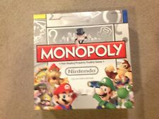 Used Nintendo Collector's Edition Monopoly Game Complete Fast Shipping