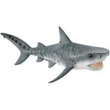 Schleich Wild Life Tiger Shark Animal Figura 14765 Nuevo