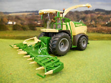 SIKU KRONE BIG X 580 SELF PROPELLED FORAGE HARVESTER 1/32 4066 BRAND NEW