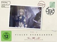 VIOLET EVERGARDEN-ST.1 VOL.4 (LIMITED SPECIAL -    DVD NEU