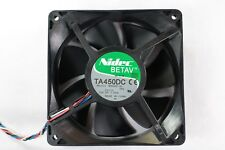 VENTILATEUR NIDEC BETA V SERVER FAN TA450DC 12CM x 12CM  NEW NEUF