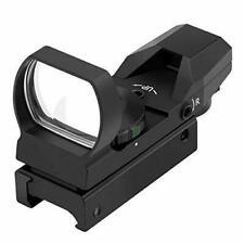 Feyachi Rs-29 Reflex Sight, Red & Green Illuminated 4 Reticles Dot Sight.