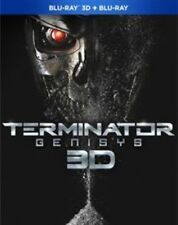 Terminator Genisys 3d 2d Blu-ray UK BLURAY