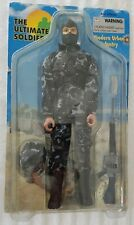 ULTIMATE SOLDIER MODERN URBAN INFANTRY 12 INCH ACTION FIGURE & ACCESSORIES