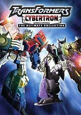 Transformers Cybertron: The Ultimate Collection, Good DVD, ,