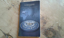 Used - LONGINES - Manual instrucciones - Service World - Item For Collectors