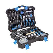 Karcher Werkzeugkoffer 135-teiliges Werkzeug-Set mit Hammer Schraubendreher uvm.