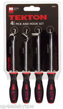 4-pc. Mini Pick and Hook Set