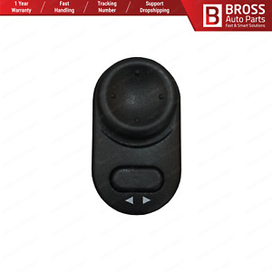Bross BDP623 Electric Wing Mirror Control Switch 9226861 for Vauxhall Opel Saab