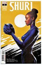 SHURI Vol.1 #2(1/19)BLACK PANTHER/DORA MILAJE/OKOYE(LOW PRINT)CGC IT(9.6/9.8)HOT
