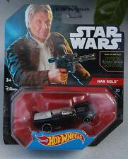 Hot Wheels Star Wars Force Awakens Han Solo Car Fnqhotwheels Fh140