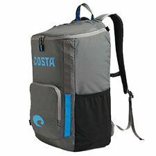 Costa Del Mar 30l Large Backpack Gray Bp30 KB