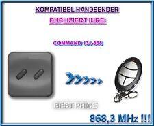 Marantec Command 131-868 kompatibel handsender, KLONE / 868,3Mhz Ersatz sender