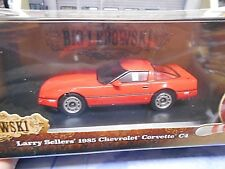 Big Lebowski Larry Sellers 1985 Chevy Corvette C4 Greenlight 1 43