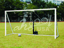 Soccer Goal 12' x 6' Inflatable, Portable, Safe Training Goal Kit - AirGoal-USA