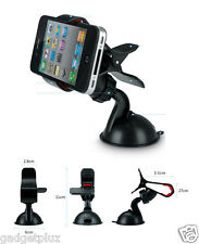 Universal 360 Rotating Car Windshield Mount Phone Holder for iPhone 6S Plus