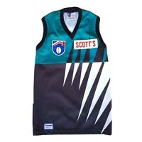 Port Adelaide Power 1997 Inaugural AFL First Year Signed Guernsey Sekem Jersey