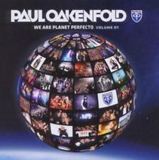 Paul Oakenfold - We Are Planet Perfecto Vol. 1 - 2CD MIXED - PROGRESSIVE TRANCE