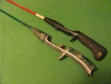 2) Vintage Casting Rods No Reserve.