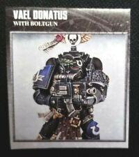 Warhammer 40K Deathwatch Ultramarines Sternguard Veteran Kill Team Cassius