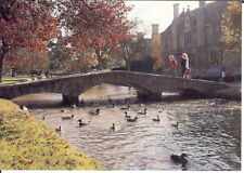 Gloucestershire: The Cotswolds, Bourton-on-the-Water - Unposted c.1990's