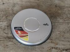 More details for sony d-ej011 discman cd walkman personal cd player  - silver tested working