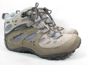 Merrell Chameleon Arc Waterproof Hiking Boot Women size 7.5