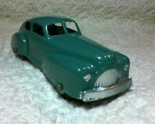 "Vintage 1947 Tootsietoy  Chevy Fastback 4"" No Fender Trim"
