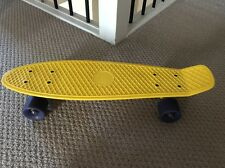 "GENUINE PENNY Skateboard 22"" Great Condition Yellow Pick Up Castle Hill NSW"
