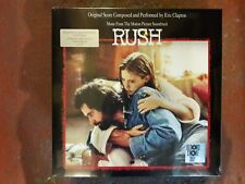 Eric Clapton ‎– Rush- Limited Edition Soundtrack RSD 2018 Vinyl - New & Sealed