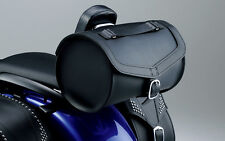 NEW GENUINE HONDA ACCESSORY PLAIN LEATHER TOURING BAG 14-15 VALKYRIE GL1800C