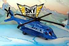 2014 Matchbox Skybusters Mission Force Police Sikorsky S-92