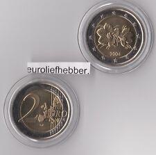 Finland   2  Euro 2004   (Normale 2 euro)  UNC in CAPSULE