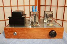 Valab FU19 Single Ended Tube Amplifier (5894 / 12AX7)