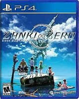 Zanki Zero: Last Beginning DAY ONE EDITION - PlayStation 4 New Sealed