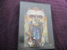 "DVD ""MICHAEL JACKSON : DANGEROUS"" the short films"