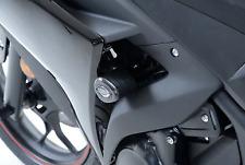 R&G Crash Protectors / Bungs Aero Style Yamaha YZF-R25 '2017' CP0391BL RACE KIT