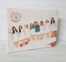 K-POP LOVELYZ 1st Single Album [LOVELINUS] CD + Photobook + 2p Photocard Sealed