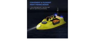 GPS Freshwater Carp Coarse Fishing Bait Boat Automatic Return 400-500M Range