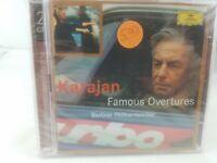 Karajan famous overtures Berliner Philharmoniker