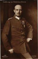 CPA AK Grossherzog v. Mecklenburg-Schwerin GERMAN ROYALTY (867721)