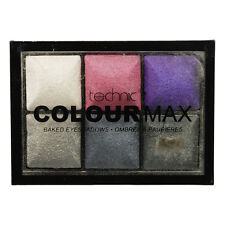 Technic Colour Max Baked Eyeshadows Bronzing Eyeshadows Palette