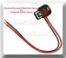 Pigtail Connector For Crankshaft Position Sensor PC366 Fits Lincoln Jaguar Ford