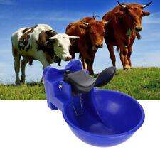 2L Tränkebecken Selbsttränke Kuh-Trinkschale Niederdrucktränke Kunststoff Blau