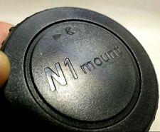 Replacement Body cap for Nikon 1 mirrorless mount One V2 V3 J1 J2 J3 J4 cameras