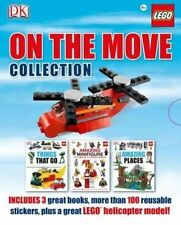 Lego: On the Move Collection by Dorling Kindersley Ltd (Book, 2013)..LEGO SET